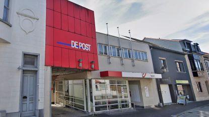 Postkantoor in Ternat staat te koop (maar loket blijft wel bestaan)