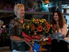 Susan Witte krijgt koninklijke onderscheiding