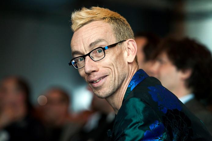 Cabaretier Dolf Jansen