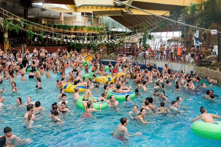 Het subtropische zwemparadijs heeft jarenlang heel wat bezoekers gelokt.