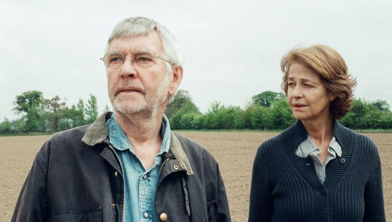 Charlotte Rampling en Tom Courtenay in 45 years. Beeld