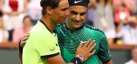 Roger Federer et Rafael Nadal au Conseil des joueurs de l'ATP, pas Novak Djokovic