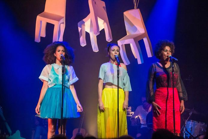Matzer staat komend weekend in de Verkadefabriek met Three Sisters in Concert.