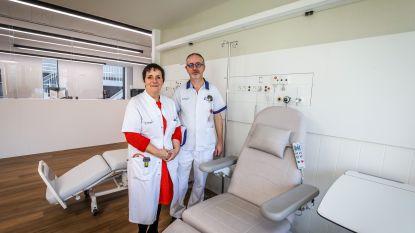Strak nieuw gebouw geriatrie AZ Sint-Jan speelt in op vergrijzing