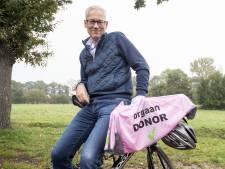Arjan Haken uit Hengelo kreeg tweede kans door donorlever: 'Praat over donorschap'