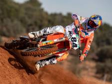 Herlings in wachtkamer: streep door motorcross Trentino