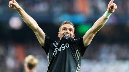 Tadic pas negende speler die perfecte tien op tien krijgt van L'Équipe