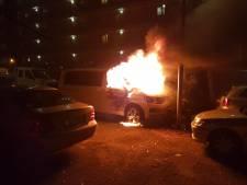 Veel vernielingen en brandjes in Amersfoort, burgemeester noemt jaarwisseling rommelig