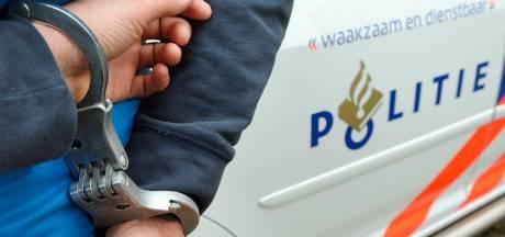 Vier mannen gaan op de vuist in Zwolle en belanden allemaal in de cel