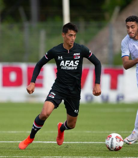 AZ legt 'rijpe' Zwollenaar Tijjani Reijnders vast tot 2023