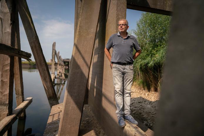 Erik Roelevink van ondernemerscollectief Plastic Fantastic.