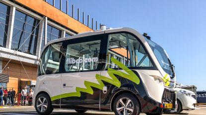 Ook luchthaven van Charleroi test zelfrijdende busjes