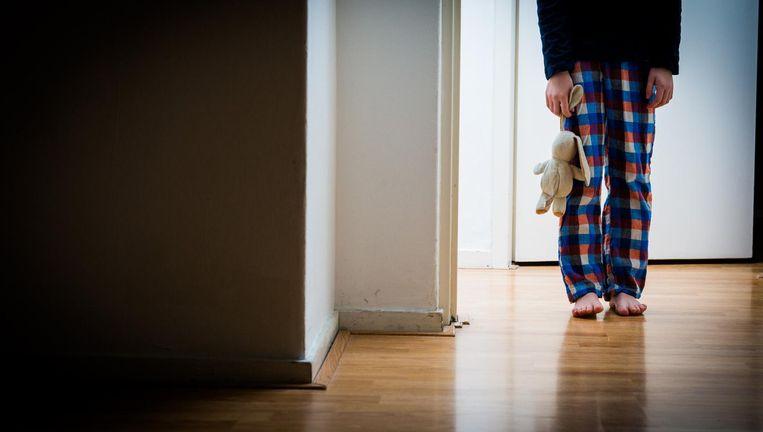Van alle jongeren met een uitkering voor jonggehandicapten (Wajong), liep maar liefst 80 procent als kind bij jeugdzorg. Beeld anp