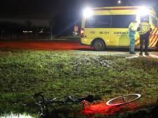 Wielrenner gewond in Tricht