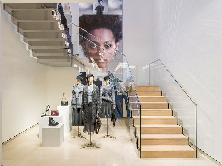 Dior Store Brussels