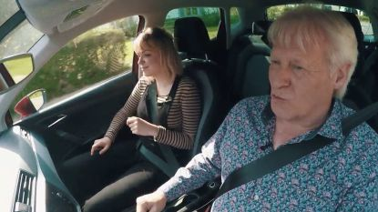 Finalisten van 'The Voice' doen Carpool Karaoke met winnaar 'The Voice Senior'