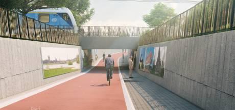 Gemeenteraad zet lichten op groen voor fietstunnel in Olst. Tegenstanders stappen naar de rechter