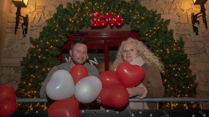 Christmas in Loveland op feeëriek verlichte kerstmarkt in Wetteren