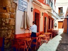 Een tripje naar Sevilla zit er nog steeds niet in, maar met deze huevos krijg je toch een vakantiegevoel