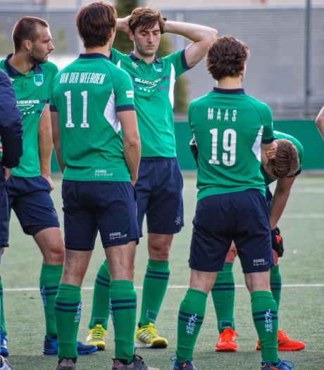 Push leeft nog ondanks nederlaag tegen Laren, dubbele winst voor Etten-Leur