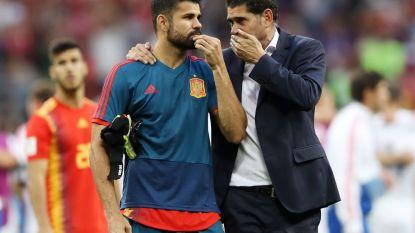 Reconstructie van het Spaanse penaltydebacle, met pisnijdige Diego Costa in de hoofdrol
