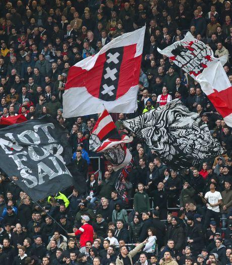 Ajax gaat trouwe fans mogelijk compenseren als eredivisie stopt