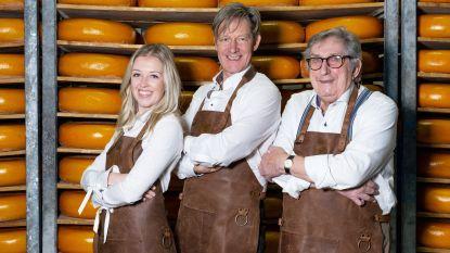 Hollandse gouda gerijpt in Sint-Niklaas: Klaartjes Kaas scoort op World Cheese Awards