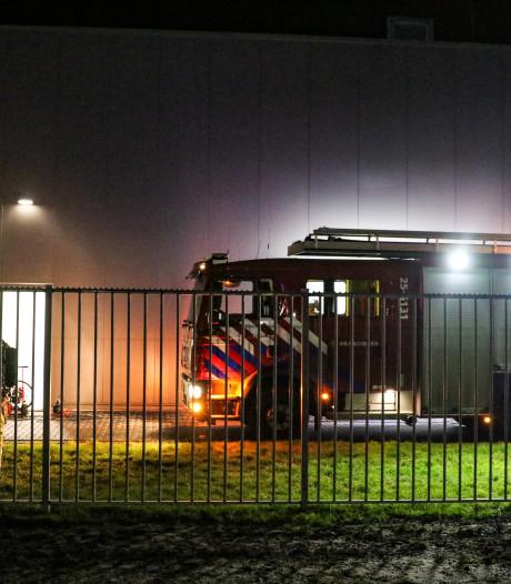 Schade door brand bij medicinale cannabisteler in Emmeloord lijkt mee te vallen