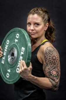 Lotte (40) kreeg een herseninfarct, vocht en overwon