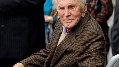 100-jarige Kirk Douglas komt met boek