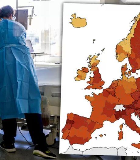 La Belgique désormais dans le top 10 des pays européens qui maîtrisent le mieux le coronavirus
