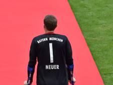 Duitsers hopen op fitte Neuer