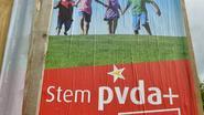 PVDA met 7,5 procent op recordhoogte in Brussel