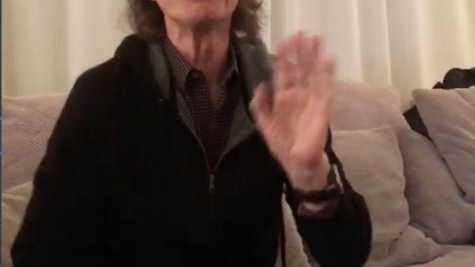 En toen zong Mick Jagger 'Heb je even voor mij?'