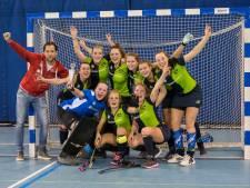 Historische promotie voor vrouwen HC Helmond in de zaal