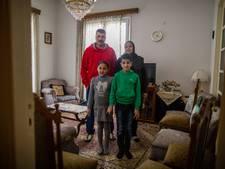 Vluchtelingen in Griekenland: eindelijk appartement na 10 maanden in een tent