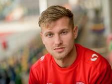 Tim Hölscher is na blessureleed bijna weer voetballer: 'Ik besta nog steeds, hoor'