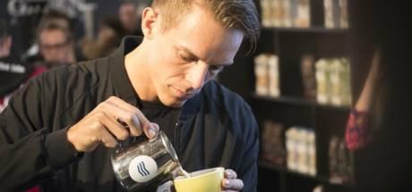 Koffiekoning Clarijs ontwikkelt nieuwe koffiesoort met chefkok Bakker