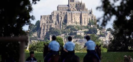 Mont Saint-Michel weer open, verdachte met moordplan niet gevonden