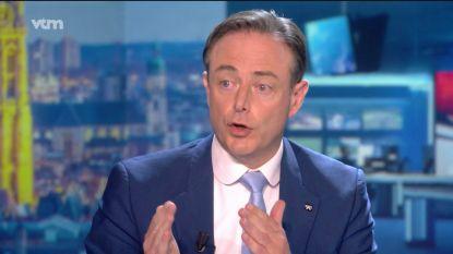 LIVESTREAM. Volg hier het VTM Nieuws met studiogast Bart De Wever