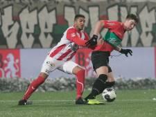 TOP Oss verliest Nieveld aan Kozakken Boys
