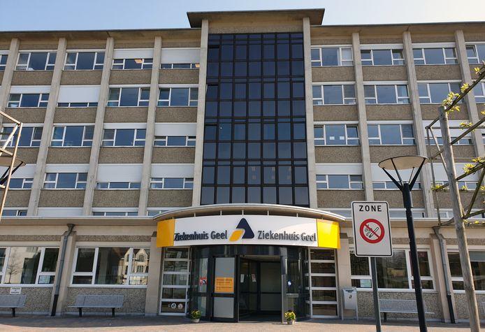 Ziekenhuis Geel.