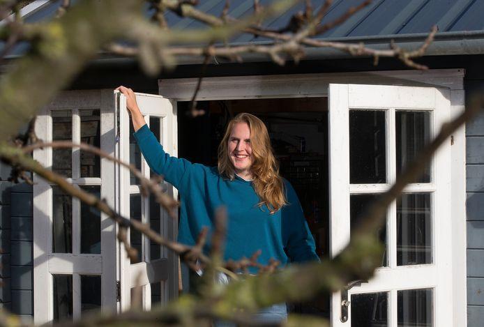 Lizzy Ossevoort is weer thuis in de Achterhoek.