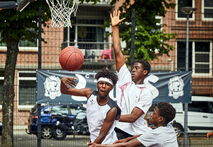 ,,Je moet kinderen interesseren voor een bepaalde sport, dat helpt''