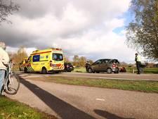 Zuiderzeestraatweg afgesloten na ongeval tussen drie auto's