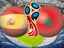 Marokko wil de eer redden tegen Spanje