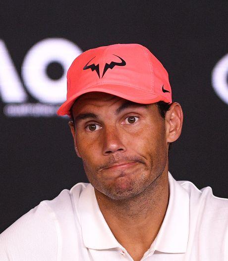 Nadal ira à Madrid mais peut-être pas à New York