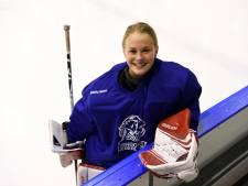 IJshockeygoalie Fondse opgenomen in voorselectie Oranje