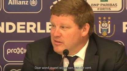"""Vanhaezebrouck laat geen spaander heel van Sa Pinto: """"Binnen twee weken is hij weg"""""""
