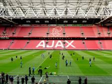 Amateurs over spelen in groot stadion: 'Unieke ervaring'